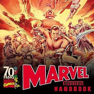 Marvel Mystery Handbook: 70th Anniversary Special (2009), Vol. 1