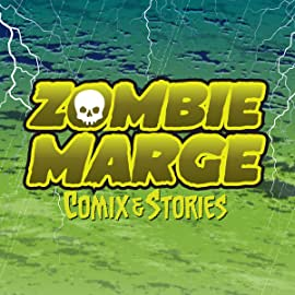 Zombie Marge Comix & Stories