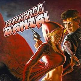 Buckaroo Banzai: Hardest of the Hard