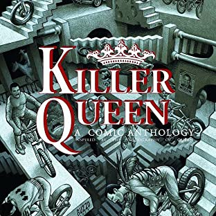 Killer Queen, A Comic Anthology