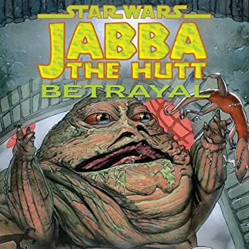 Star Wars: Jabba The Hutt (1995-1996)