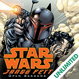 Star Wars: Jango Fett - Open Seasons (2002)