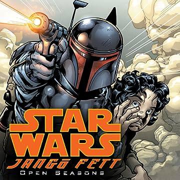 Star Wars: Jango Fett - Open Seasons (2002)