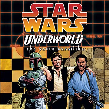 Star Wars: Underworld - The Yavin Vassilika (2000-2001)