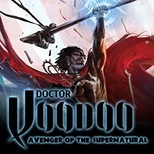 Doctor Voodoo: Avenger of the Supernatural (2009-2010)