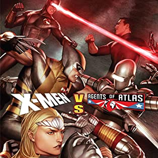 X-Men vs. Agents of Atlas