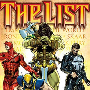 Dark Reign: The List