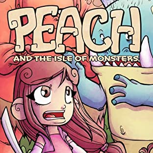 Peach and the Isle of Monsters