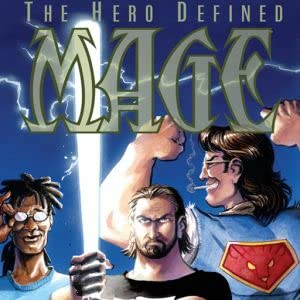 Mage 2: The Hero Defined