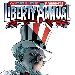 Liberty Comics: A CBLDF Benefit Book, Tome 1