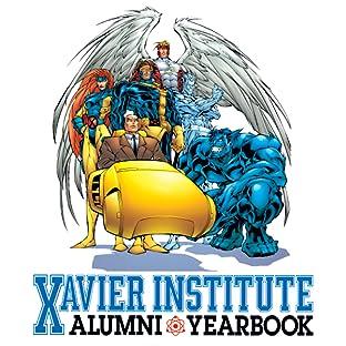 Xavier Institute Alumni Yearbook (1996)