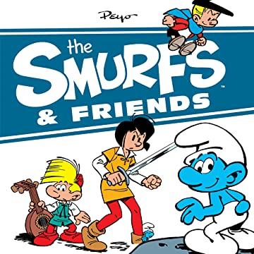 Smurfs and Friends