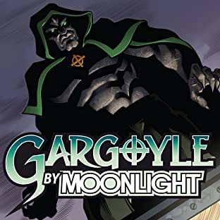 Gargoyle By Moonlight