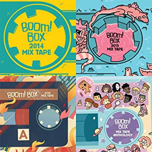 BOOM! BOX 2014 Mix Tape
