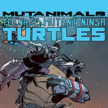 Teenage Mutant Ninja Turtles: Mutanimals