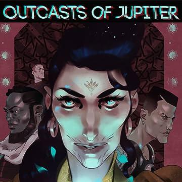 Outcasts of Jupiter