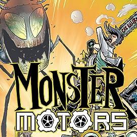 Monster Motors: The Curse of Minivan Helsing