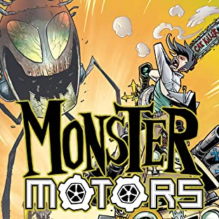 Monster Motors: The Curse of Minivan Helsing