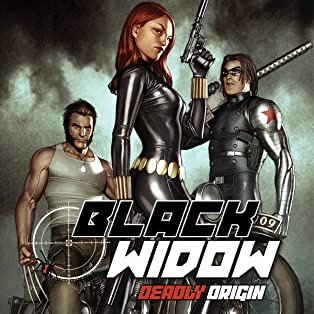 Black Widow: Deadly Origin (2009-2010)