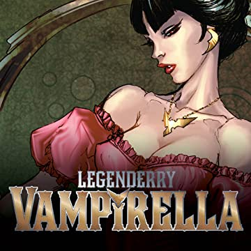 Legenderry: Vampirella