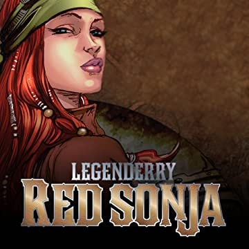 Legenderry: Red Sonja (2015)