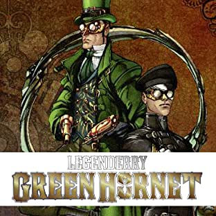 Legenderry: Green Hornet