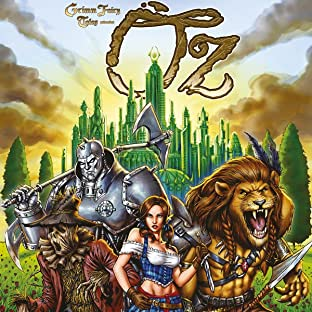 Grimm Fairy Tales OZ