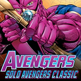 Solo Avengers (1987-1989)