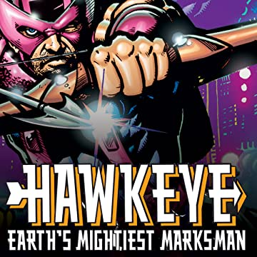 Hawkeye: Earth's Mightiest Marksman (1998)