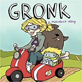 Gronk: A Monster's Story
