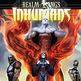 Realm of Kings: Inhumans, Vol. 1