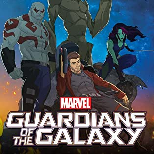 Marvel Universe Guardians of the Galaxy (2015)