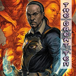 The Great Ten (2009-2010), Vol. 1