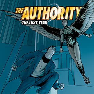 The Authority: The Lost Year (2006-2010)