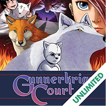 Gunnerkrigg Court Vol. 1: Orientation
