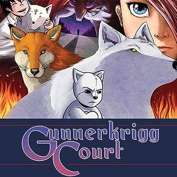 Gunnerkrigg Court Vol. 1: Orientation