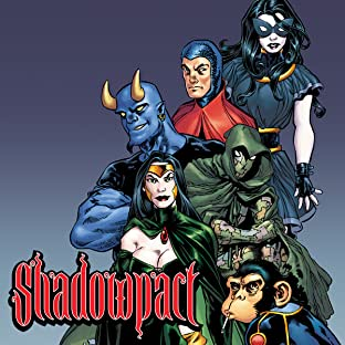 Shadowpact (2006-2008), Tome 1