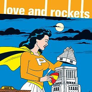 Love & Rockets: New Stories