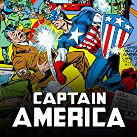 Captain America Comics (1941-1950)