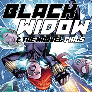 Black Widow and the Marvel Girls (2009-2010), Vol. 1