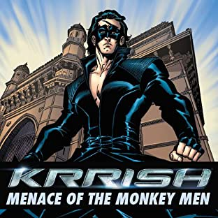 Krrish: The Menace of the Monkey Men
