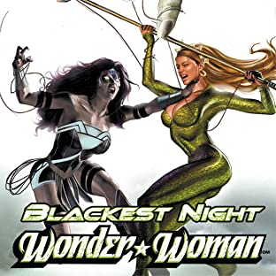 Blackest Night: Wonder Woman