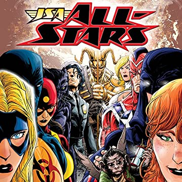 JSA All-Stars (2009-2011)