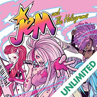 Jem and the Holograms (2015-2017)