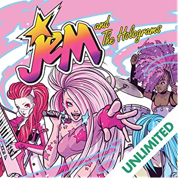 Jem and the Holograms (2015-)