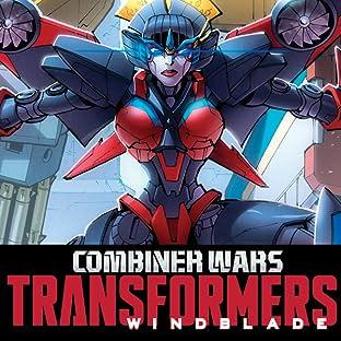 Transformers: Windblade (2015-)