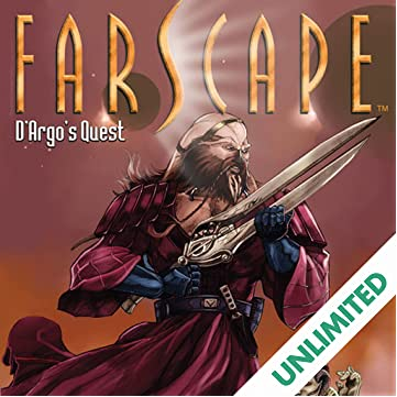 Farscape: Uncharted Tales Vol. 3: D'Argo's Quest