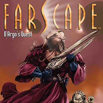 Farscape: Uncharted Tales Vol. 3: D'Argo's Quest