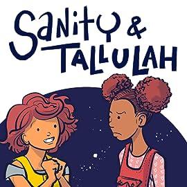 Sanity & Tallulah: Plucky Teen Girl Space Detectives
