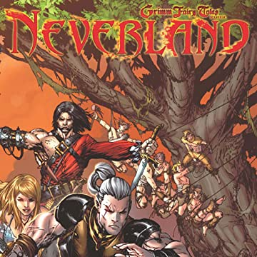 Grimm Fairy Tales Presents: Neverland